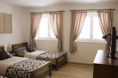 Apartmán 1 - ložnice