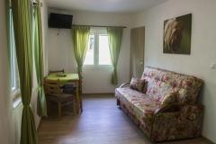 Apartmán 1 -  jídelna