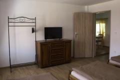 Apartmán 2 - ložnice