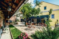 Café Dvorek - Bořetice